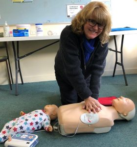 Media release: CPR & First Aid Courses